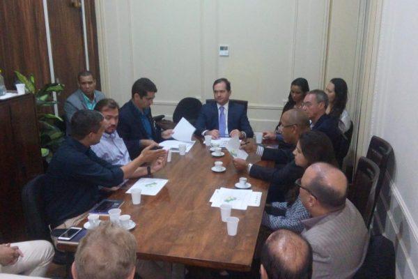FCDL/RJ participa de reunião na Alerj para debater PL 1364/16