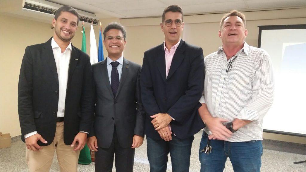 FCDL Rio de Janeiro e CDL Niterói promovem almoço para discutir a economia do município
