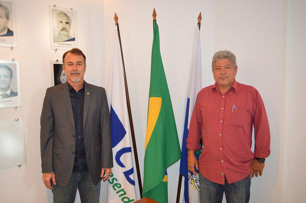 Emílio Castro eleito novo Presidente da CDL Itatiaia Resende