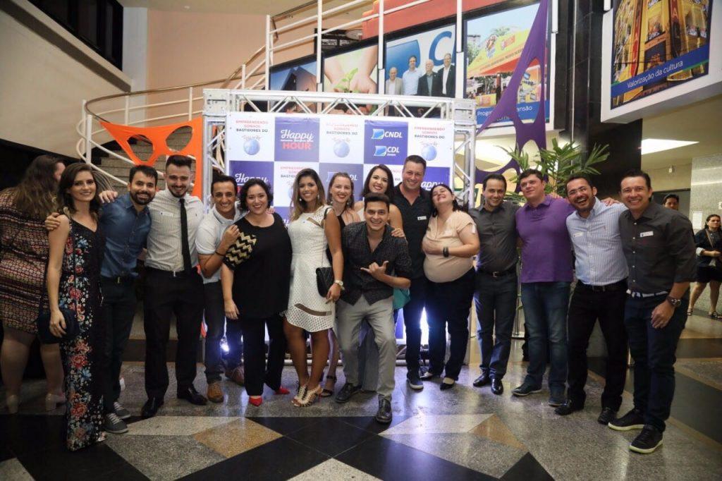 Coordenação estadual da CDL Jovem participa de evento em Fortaleza