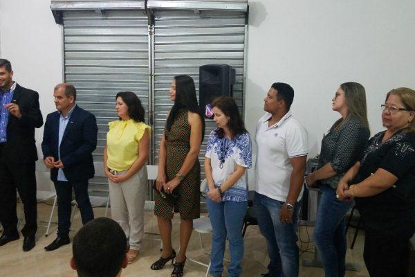CDL Silva Jardim é inaugurada e apresenta primeira diretoria