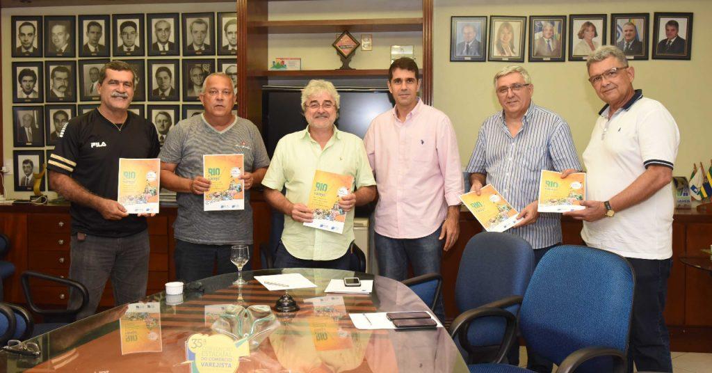 Estudo da FCDL/RJ mapeia varejo em Campos