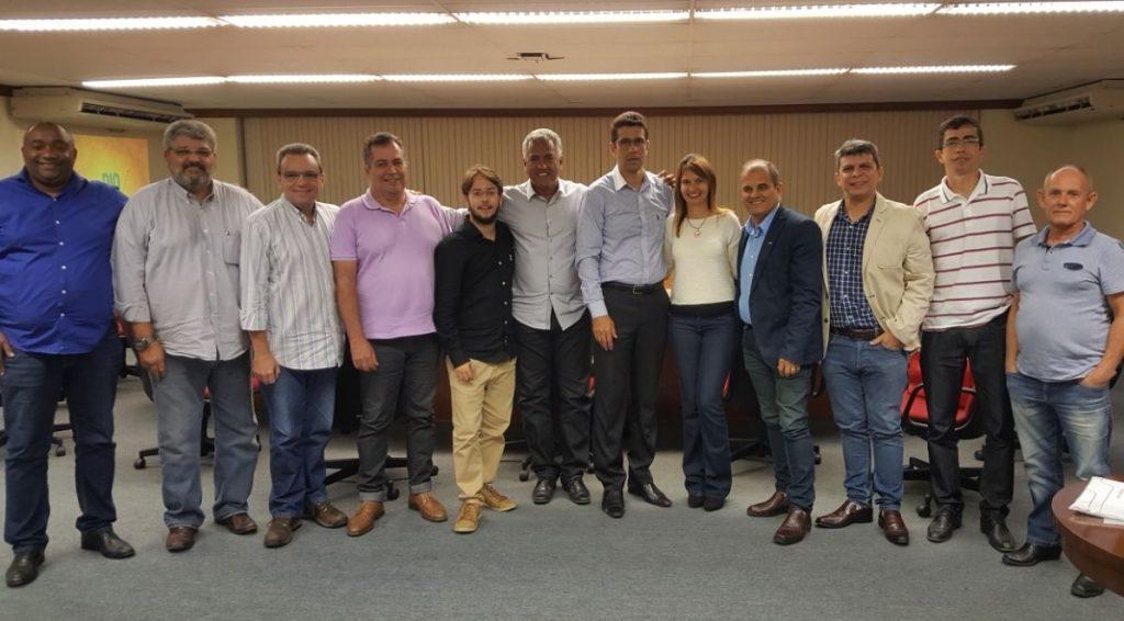 FCDL/RJ reúne representantes de CDLs em Niterói para definir novas ações do Rio + Varejo