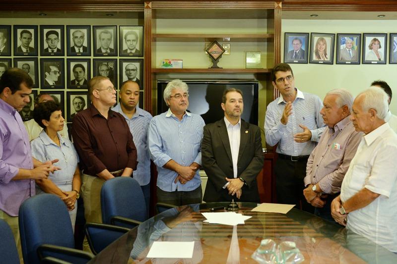 Encontro em Campos reúne autoridades e empresários para debater o veto ao Refis do Simples